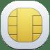Sim-card icon