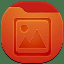 Folder picture 2 icon