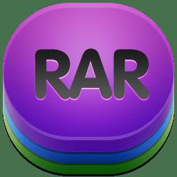 Rar 2 icon