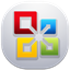 http://icons.iconarchive.com/icons/ampeross/qetto/64/office-2-icon.png