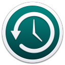 Apple Timemachine Border icon