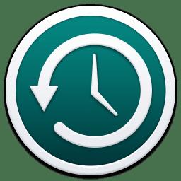 Apple Timemachine Border icon