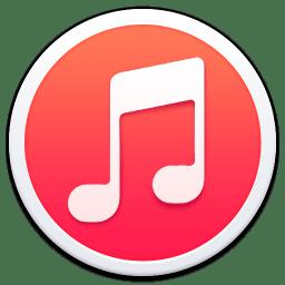 Apple iTunes Border icon