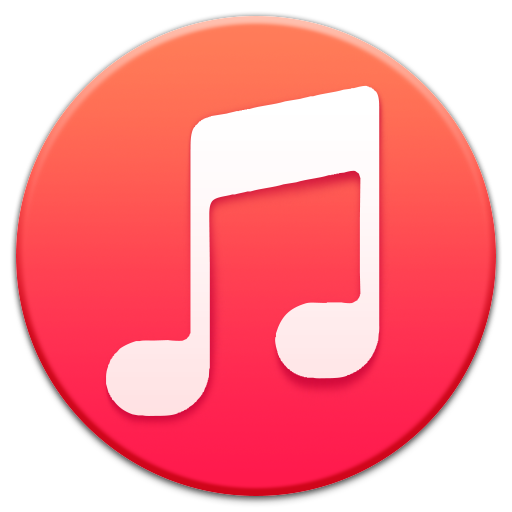 Apple iTunes Icon | Smooth App Iconset | Ampeross