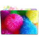 Folder Flower icon