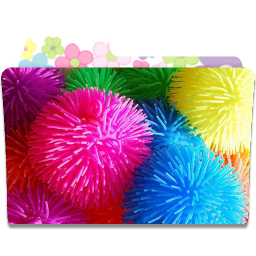 Folder Flower icon