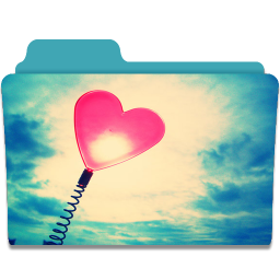 Folder Heart icon