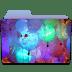 Folder-Balloons icon