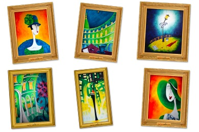 Paintings Icons