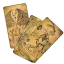 Tarot set icon