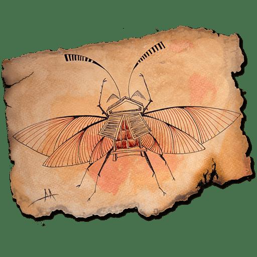 coleopterus persianatus icon