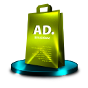 Advertisements icon