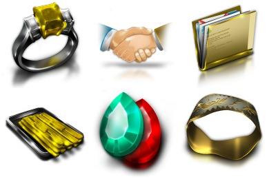 Jewelry Icons