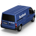 Facebook Van Back icon