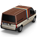 Instagram Van Back icon