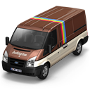 Instagram Van Front icon