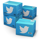 Twitter-Shipping-Box icon