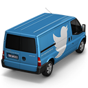Twitter Van Back icon