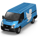 Twitter Van Front icon