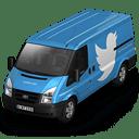 Twitter-Van-Front icon