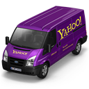 Yahoo Van Front icon
