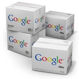 Google Shipping Box icon