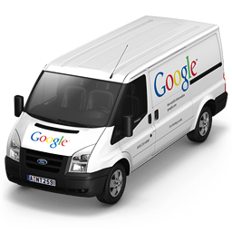 Google Van Front icon