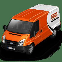 TNT Van Front icon