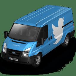 Twitter Van Front icon