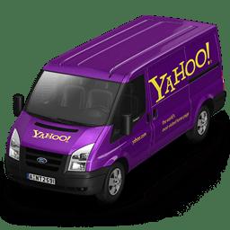 Yahoo Van Front icon
