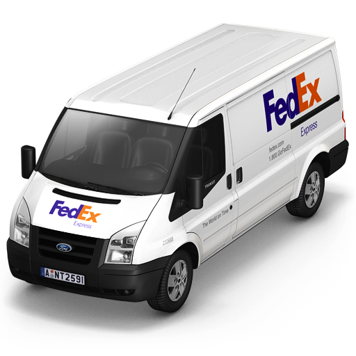 FedEx-Van-Front icon