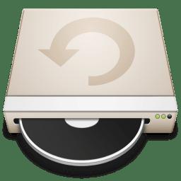Drive Restore icon