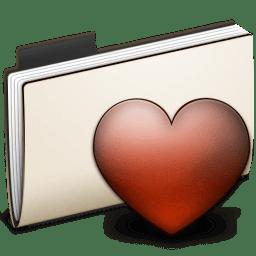 Folder Favorite icon