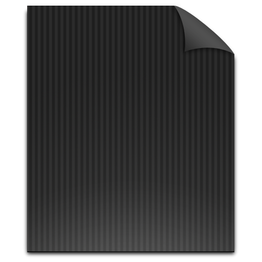 File-BLANK icon