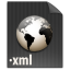 File-XML icon
