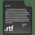 File-RTF icon