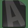 File-FONT icon