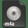 File-M4A icon
