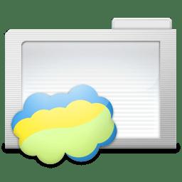 Folder Nimbus icon