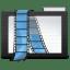 Folder-Dark-Videos icon