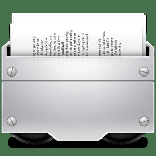 1 Documents icon
