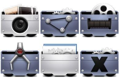 Satellite Icons