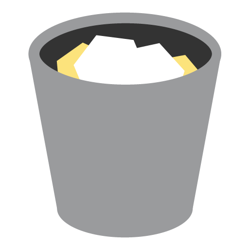 Appicns Trash Full icon
