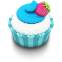 Ocean Cupcake icon