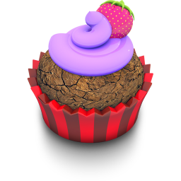 Berry Cupcake icon