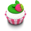 http://icons.iconarchive.com/icons/archigraphs/aka-acid/64/Vanilla-Cupcake-icon.png