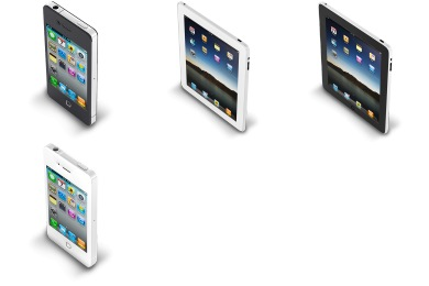 Apple Mobile Icons
