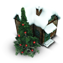 Xmas House icon