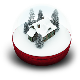 Xmas Snow Globe icon