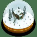Xmas Snow Globe icon